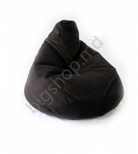 Bancheta Because Exotic Bean Bag - Black XXL
